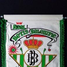 Coleccionismo deportivo: BANDERÍN BETIS. Lote 184836146