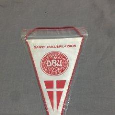 Collectionnisme sportif: BANDERIN FEDERACION DANESA FUTBOL. Lote 188802172