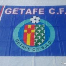 Coleccionismo deportivo: BANDERA GETAFE C. F. . Lote 190878173