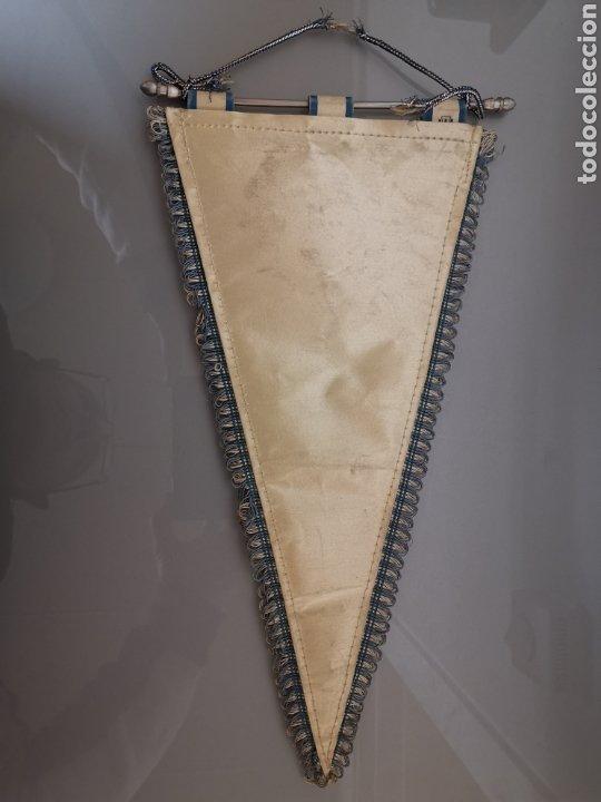Coleccionismo deportivo: ANTIGUO BANDERIN RCD ESPAÑOL CON Ñ 40X20cm - Foto 2 - 191964481