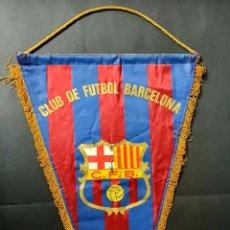 Coleccionismo deportivo: BANDERÍN CLUB DE FUTBOL BARCELONA. Lote 192678262
