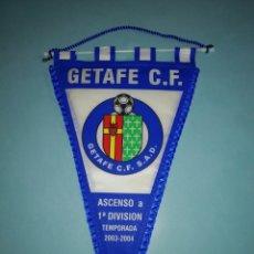 Coleccionismo deportivo: BANDERIN GETAFE CF. Lote 193024055