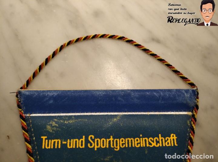 Coleccionismo deportivo: ANTIGUO BANDERÍN - TSG LUBBENAU SPREEWALD - ALEMANIA ORIENTAL - SOCIALISTA- R.D.A. - Foto 6 - 193921715