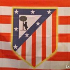 Coleccionismo deportivo: BANDERA ATLÉTICO DE MADRID. Lote 194188146