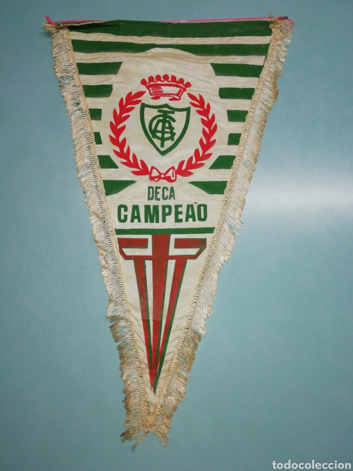 BANDERIN AMERICA FC DE BRASIL (Coleccionismo Deportivo - Banderas y Banderines de Fútbol)
