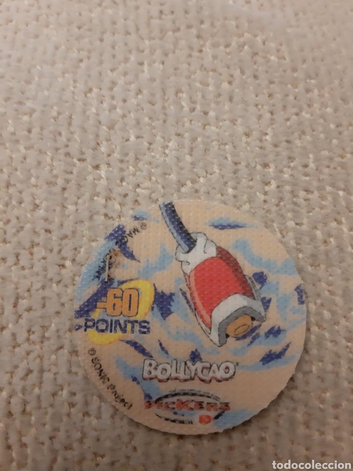 Coleccionismo deportivo: SONIC MATUTANO BOLLYCAO 95 HOVER CRAFT - Foto 2 - 194342273