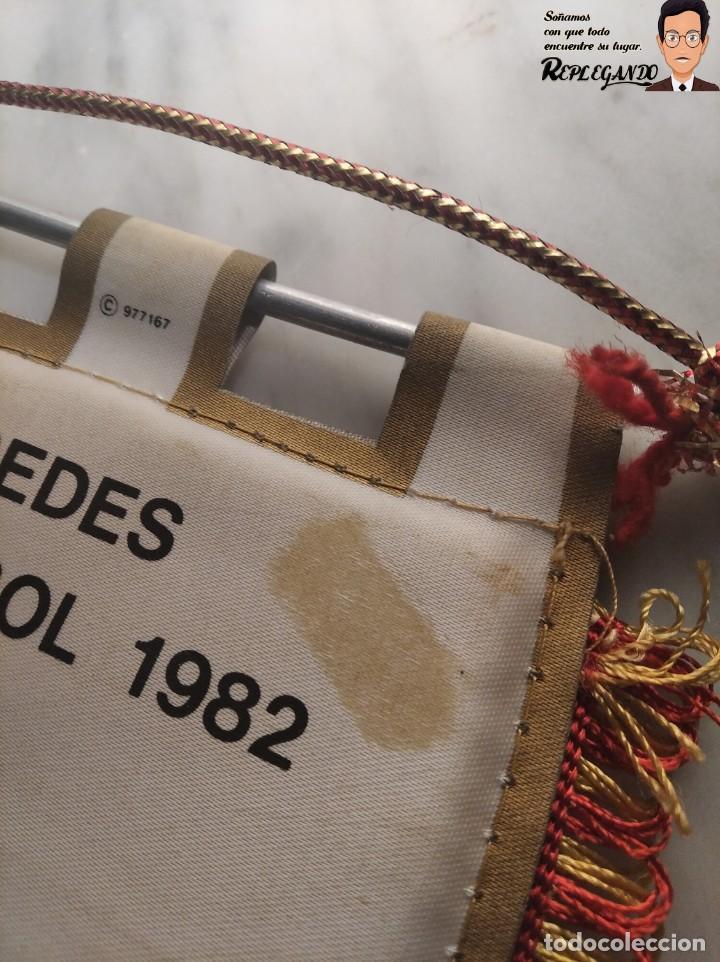 Coleccionismo deportivo: BANDERÍN NARANJITO MUNDIAL DE FÚTBOL ESPAÑA 82 (CIUDADES - SEDES) - Foto 9 - 194572265
