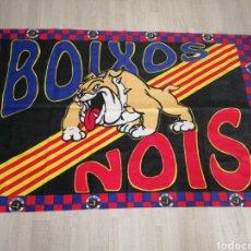 Coleccionismo deportivo: BANDERA BOIXOS NOIS 150X95 CM. Lote 194572852