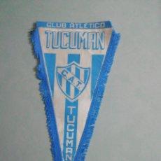 Coleccionismo deportivo: BANDERIN CLUB ATLÉTICO TUCUMÁN DE ARGENTINA. Lote 194612595