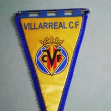 Coleccionismo deportivo: BANDERIN VILLARREAL CF. Lote 194613475