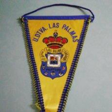 Coleccionismo deportivo: BANDERIN U. D. LAS PALMAS. Lote 194613958