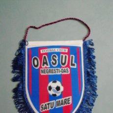 Coleccionismo deportivo: BANDERIN FC OASUL DE RUMANIA. Lote 194618226