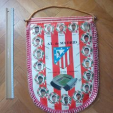 Coleccionismo deportivo: BANDERÍN ATLÉTICO DE MADRID. Lote 194968167