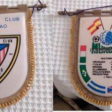 Coleccionismo deportivo: FUTBOL,BILBAO ESPAÑA 82 ,BANDERIN DEL CAMPEONATO MUNDIAL DE FUTBOL ESPAÑA 82. Lote 195612117