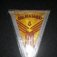Coleccionismo deportivo: BANDERÍN GALATASARAY ESTAMBUL TURQUIA . Lote 196787013