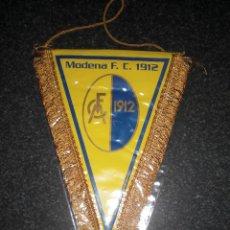 Coleccionismo deportivo: BANDERÍN MODENA FC ITALIA. Lote 196787293