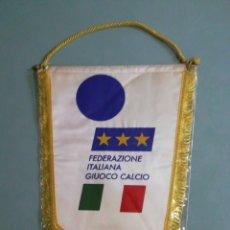 Coleccionismo deportivo: BANDERIN FEDERACIÓN ITALIANA DE FUTBOL. Lote 197355088