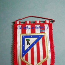Coleccionismo deportivo: BANDERIN CLUB ATLÉTICO DE MADRID S. A. D.. Lote 197417852