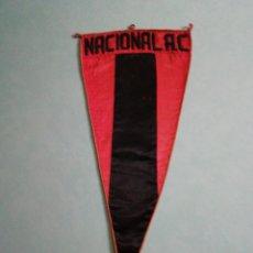 Coleccionismo deportivo: BANDERIN NACIONAL A. C.. Lote 198229170