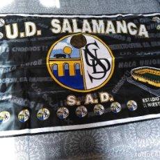 Coleccionismo deportivo: BANDERA ANTIGUA UNION DEPORTIVA SALAMANCA. Lote 198575816