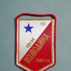 Colecionismo desportivo: BANDERIN FK VOJVODINA NOVI SAD DE SERBIA. Lote 198728650