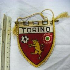 Coleccionismo deportivo: JML BANDERIN FUTBOL TORINO COPA ITALIA 1967 - 1968. VER FOTOS. RARO.. Lote 199497373