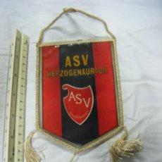 Coleccionismo deportivo: JML BANDERIN FUTBOL ASV HERZOGENAURACH. 10 X 14 CM. VER FOTOS.. Lote 199497662