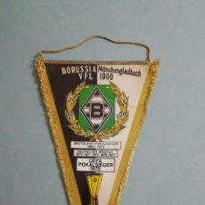 Coleccionismo deportivo: BANDERIN BORUSSIA MONCHENGLADBACH DE ALEMANIA. Lote 199752631