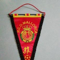 Coleccionismo deportivo: BANDERIN R. C. D. MALLORCA - PALMA DE MALLORCA. Lote 199914415