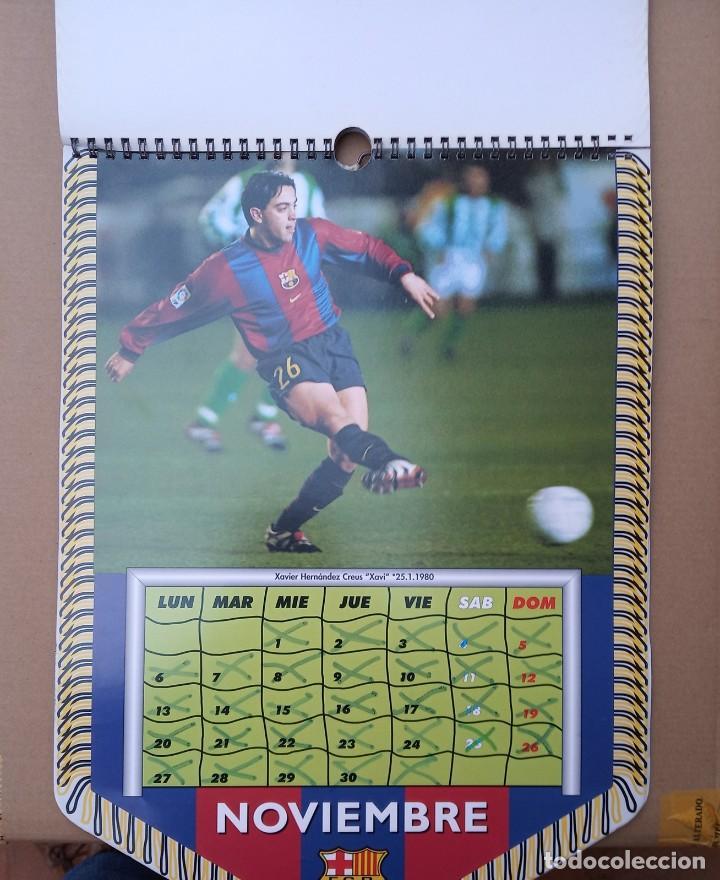 Coleccionismo deportivo: Kits para los forofos del Barca, Banderín, Calendario y gorra - Foto 8 - 200121320