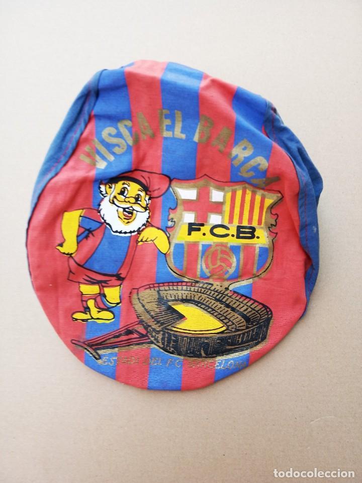 Coleccionismo deportivo: Kits para los forofos del Barca, Banderín, Calendario y gorra - Foto 11 - 200121320