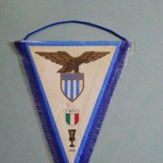 Coleccionismo deportivo: BANDERIN S. S. LAZIO DE ITALIA. Lote 201846291