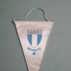 Colecionismo desportivo: BANDERIN MALMO F. F. DE SUECIA. Lote 202640103