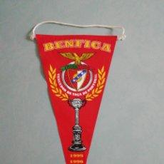 Collezionismo sportivo: BANDERIN S. L. BENFICA DE PORTUGAL. Lote 202756118