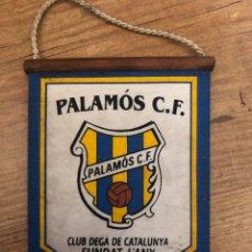Collectionnisme sportif: PALAMÓS C.F. Lote 203336933