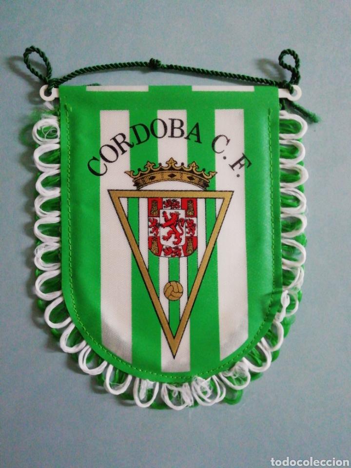 BANDERIN CÓRDOBA C. F. - CÓRDOBA (Coleccionismo Deportivo - Banderas y Banderines de Fútbol)