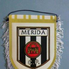 Collectionnisme sportif: BANDERIN C. P. MERIDA - MERIDA (BADAJOZ). Lote 204710521