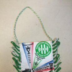 Collezionismo sportivo: ST ETIENNE FRANCE PENNANT FOOTBALL BADERIN FUTBOL. Lote 204787455