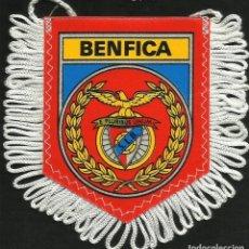 Coleccionismo deportivo: ANTIGUO BANDERIN DEL CLUB DE FUTBOL BENFICA DE PORTUGAL. Lote 204828898