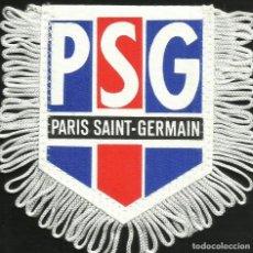 Coleccionismo deportivo: ANTIGUO BANDERIN DEL CLUB DE FUTBOL PSG PARIS SAINT-GERMAIN DE FRANCIA. Lote 204830161