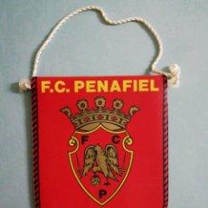 Colecionismo desportivo: BANDERIN F. C. PENAFIEL DE PORTUGAL. Lote 205360305