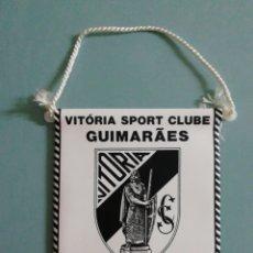 Collezionismo sportivo: BANDERIN VITORIA S. C. GUIMARAES DE PORTUGAL. Lote 205361883