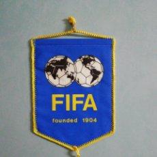 Collectionnisme sportif: BANDERIN FIFA. Lote 205364780