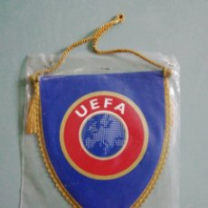 Collectionnisme sportif: BANDERIN UEFA. Lote 205365612