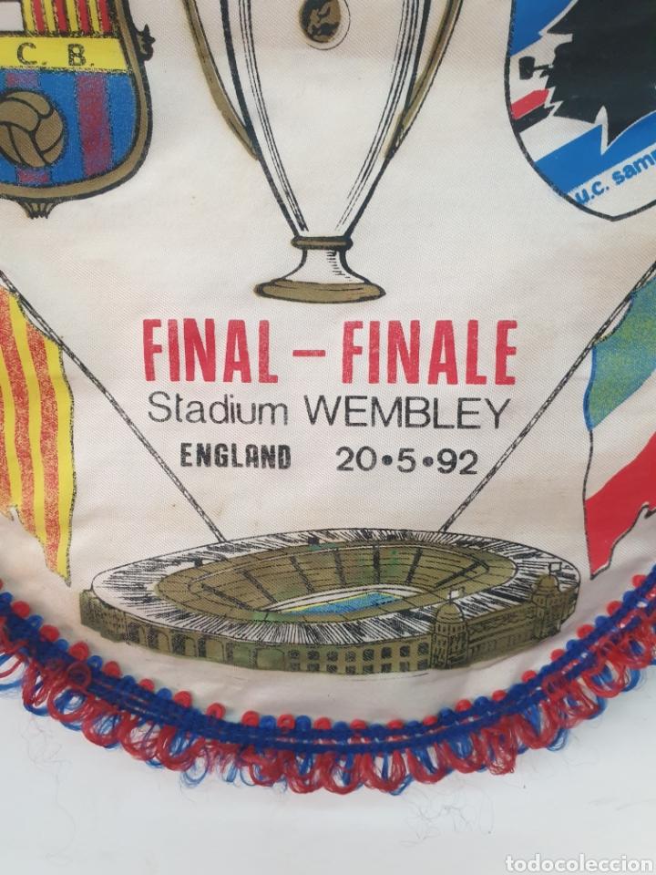 Coleccionismo deportivo: FINAL COPA DE EUROPA 92 WENBLEY STADIUM - Foto 5 - 205648661