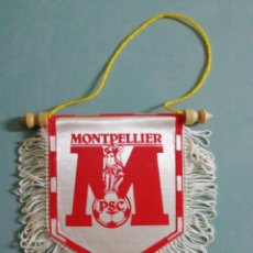 Collectionnisme sportif: BANDERIN MONTPELLIER PSC DE FRANCIA. Lote 205723672