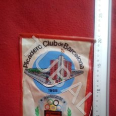 Coleccionismo deportivo: TUBAL 1968 PICADERO CLUB BARCELONA INAUGURACION BARÇA B95. Lote 206162201