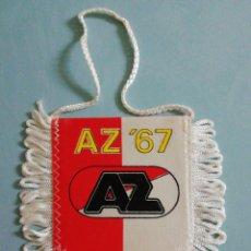 Coleccionismo deportivo: BANDERIN AZ '67 DE HOLANDA. Lote 206263607