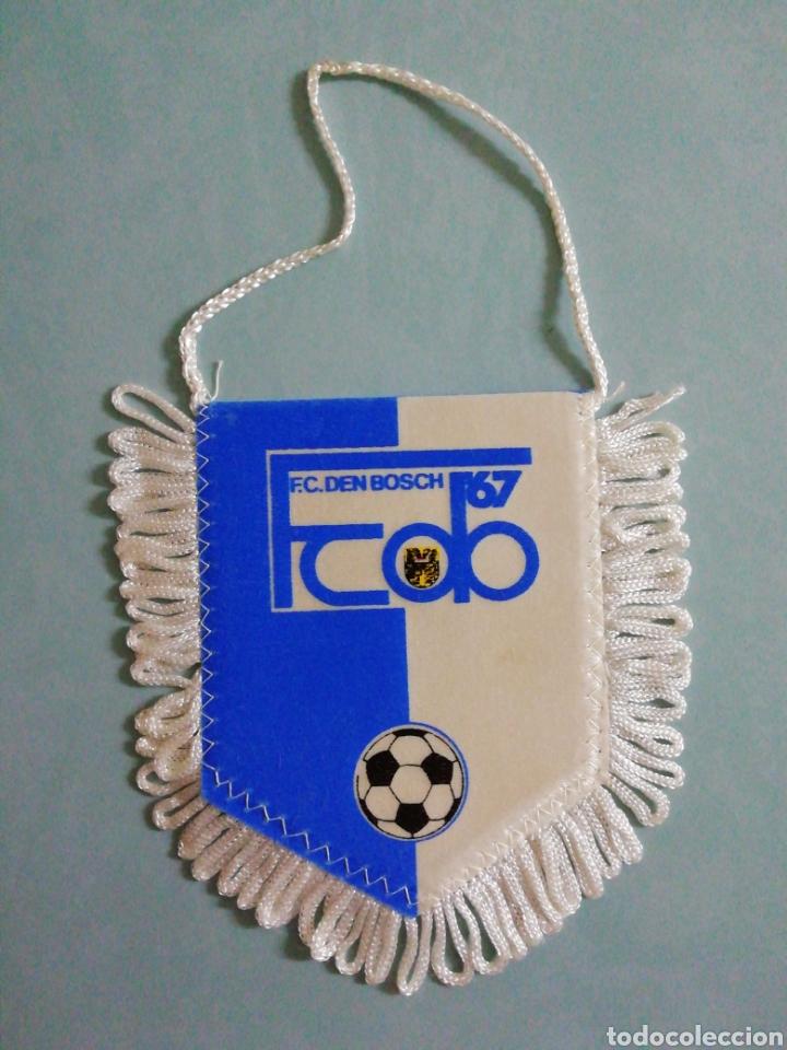 BANDERIN F. C. DEN BOSCH DE HOLANDA (Coleccionismo Deportivo - Banderas y Banderines de Fútbol)