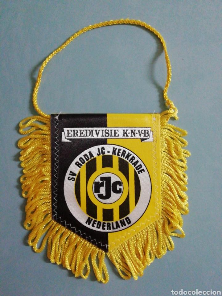 BANDERIN S. V. RODA J. C. DE HOLANDA (Coleccionismo Deportivo - Banderas y Banderines de Fútbol)